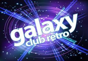 Galaxy Club Retro Nightclub for fun retro dance party