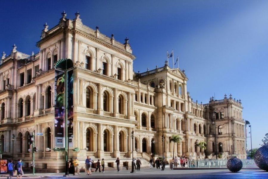 Conrad Treasury Casino