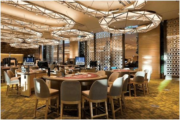 Mahogany Lounge