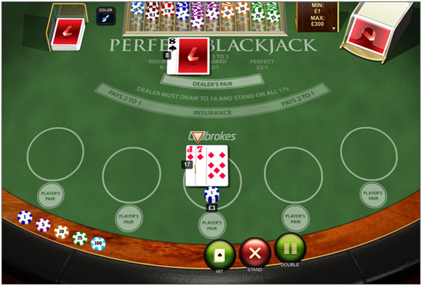 Practice BlackJack