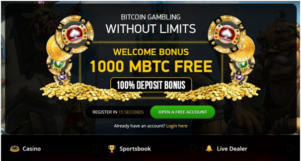 Highlimit Bitcoin casinos