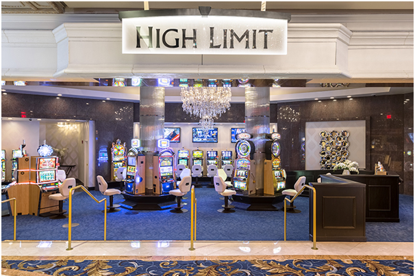 Highlimit pokies- Best strategy to play