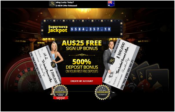 Rich Casino Australia