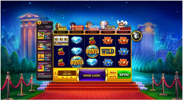Caesars casino- Highlimit pokies to play