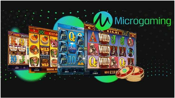 Microgaming pokies for high rollers