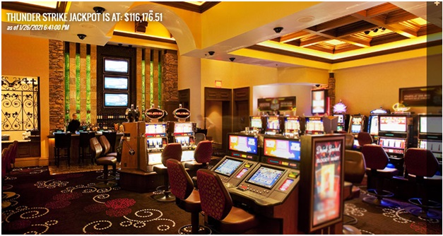How to find high limit casino games to play online