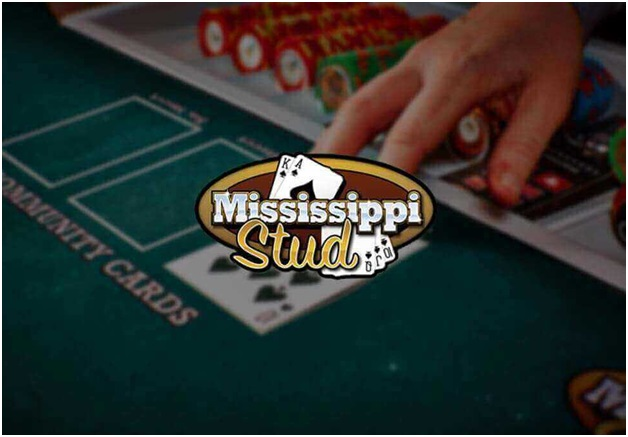 How to play Mississippi stud poker at Crown Casino Melbourne