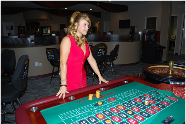High Limit Roulette online tables with live dealers