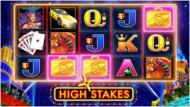 High stakes pokies