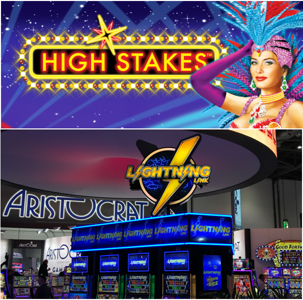 Lightning Link High Stakes Pokies
