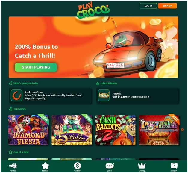 Three Progressive table games to play at Play Croco online casino in Australia