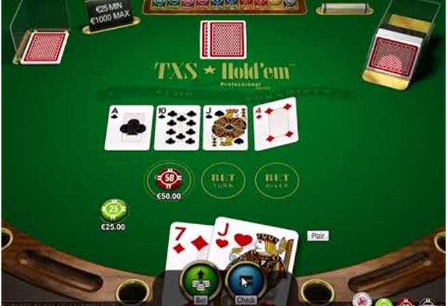 Texas-Holdem-Poker-game
