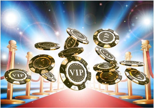 VIP rewards at Emu Casino