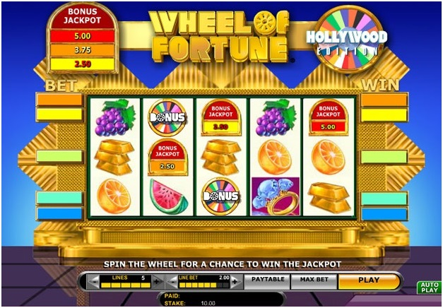 Wheel of Fortune High Limit pokies