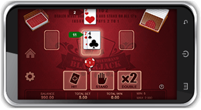 Where to play High Limit Blackjack?